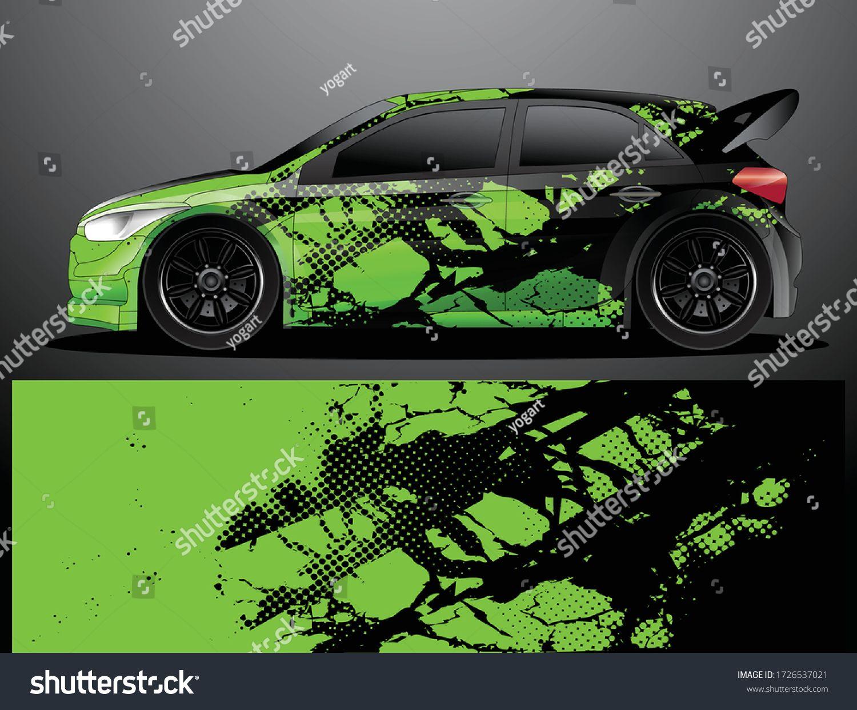 rally car decal grafik wrap vektor stock vektorgrafik lizenzfrei 1726537021 fahrzeugaufkleber schone sportwagen esel online