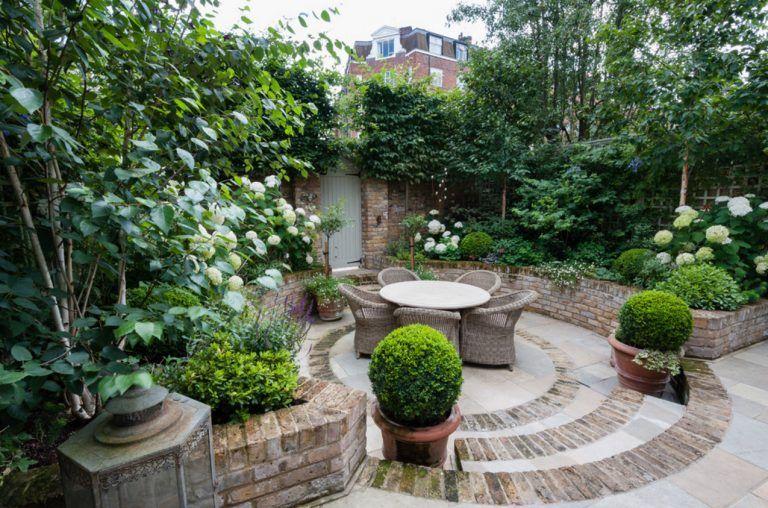 начинаем смеяться фотографии озеленение небольшого сада укладке тормозного