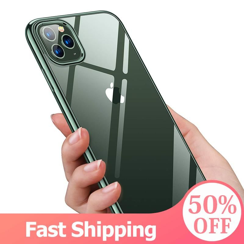 Cases for iphone 11 pro max xs xr ultra slim thin clear