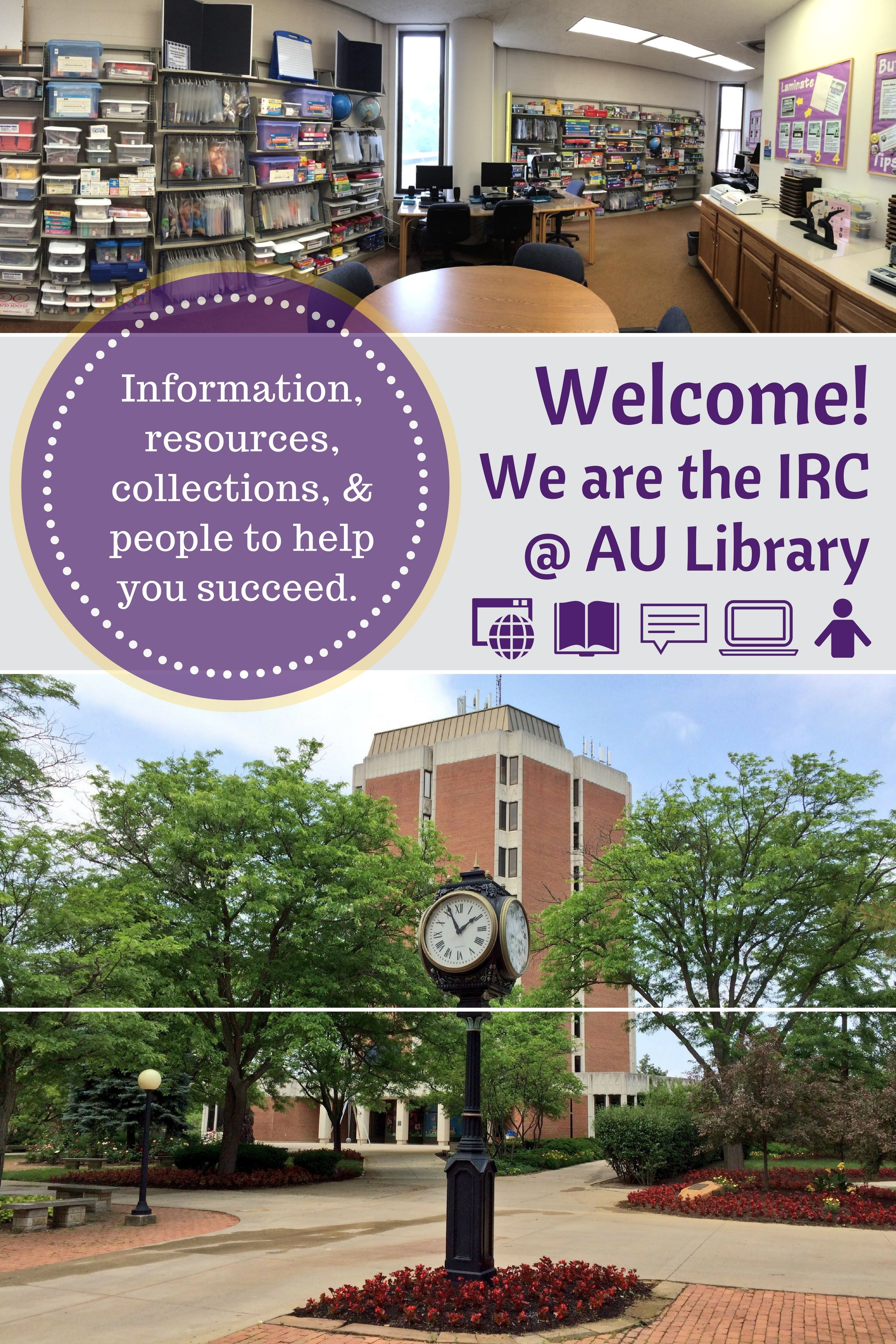 Welcome To The Instructional Resource Center At Ashland University