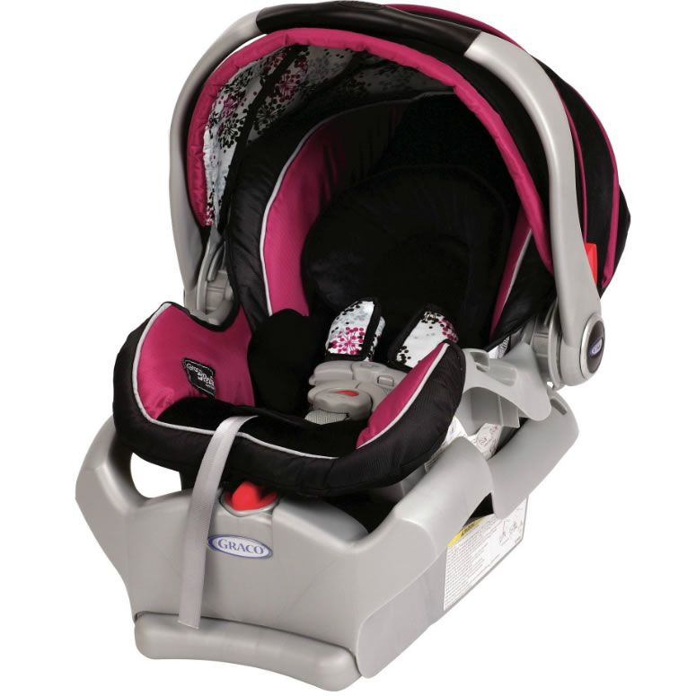 Graco SnugRide Classic Connect 35 Infant Car Seat