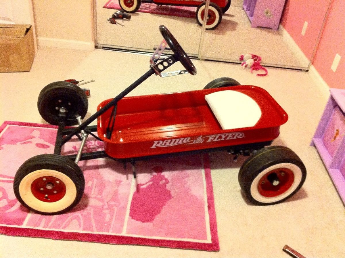 Newbie wanting to build a Radio Flyer Kart - DIY Go Kart Forum