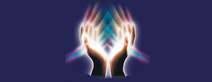 Healing Hands... Sending love, light and healing ...