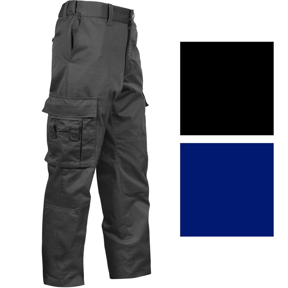 Deluxe EMT EMS Pants 16 Pockets Tactical Uniform Cargo Work Duty Paramedic  Medic  ArmyUniverse  Cargo cd8703fa3f4