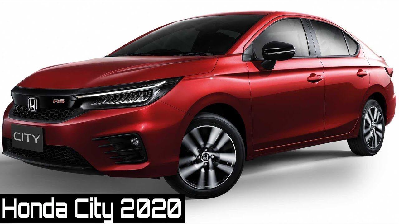 Honda City 2020 In 2020 Honda City Honda New Honda