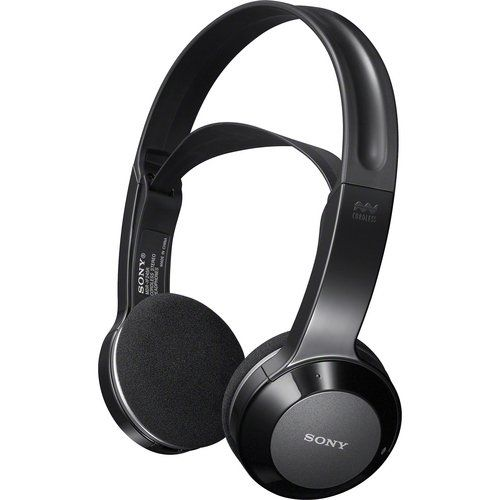 Introducing Sony Wireless Stereo Headphones System 40 Mm Driver Units Selfadjusting Headband Up To 10 M Wireless Headphones For Tv Headphones Stereo Headphones