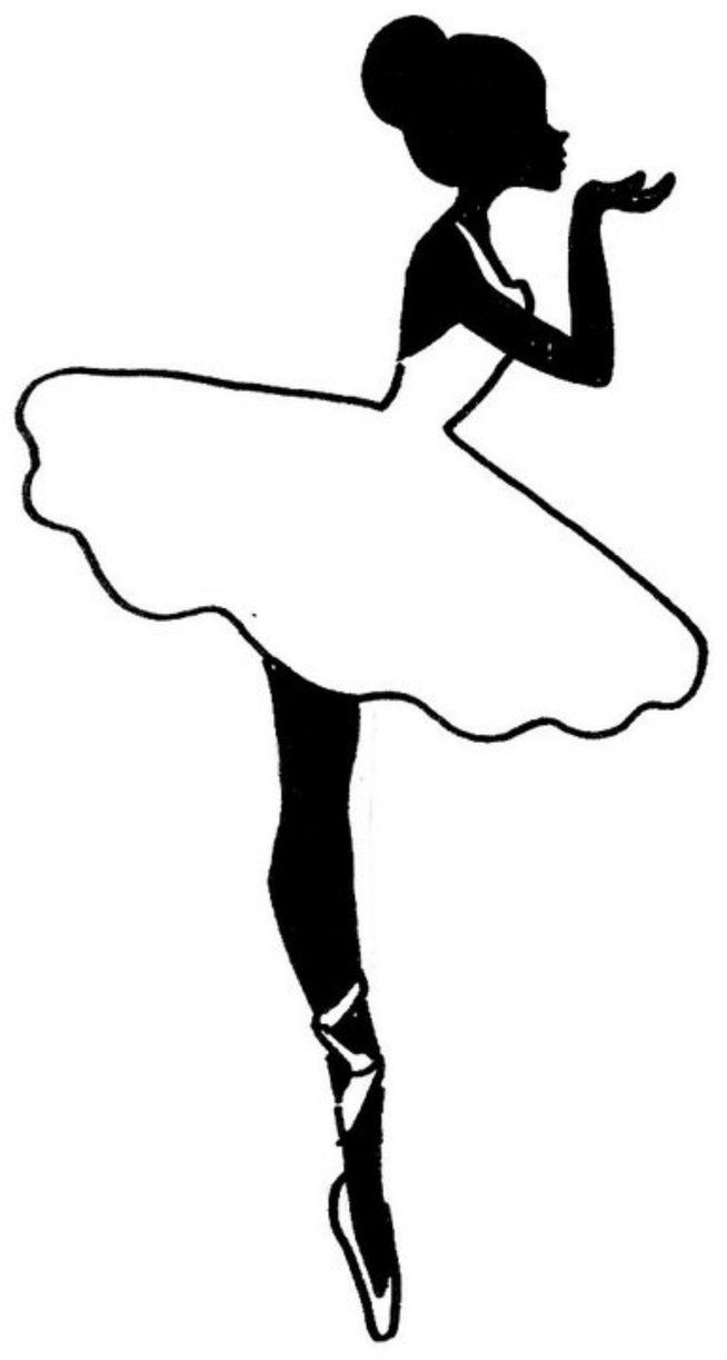 graphic regarding Ballerina Silhouette Printable named ballet drawings - Google Seem Ballet Artwork/unwell