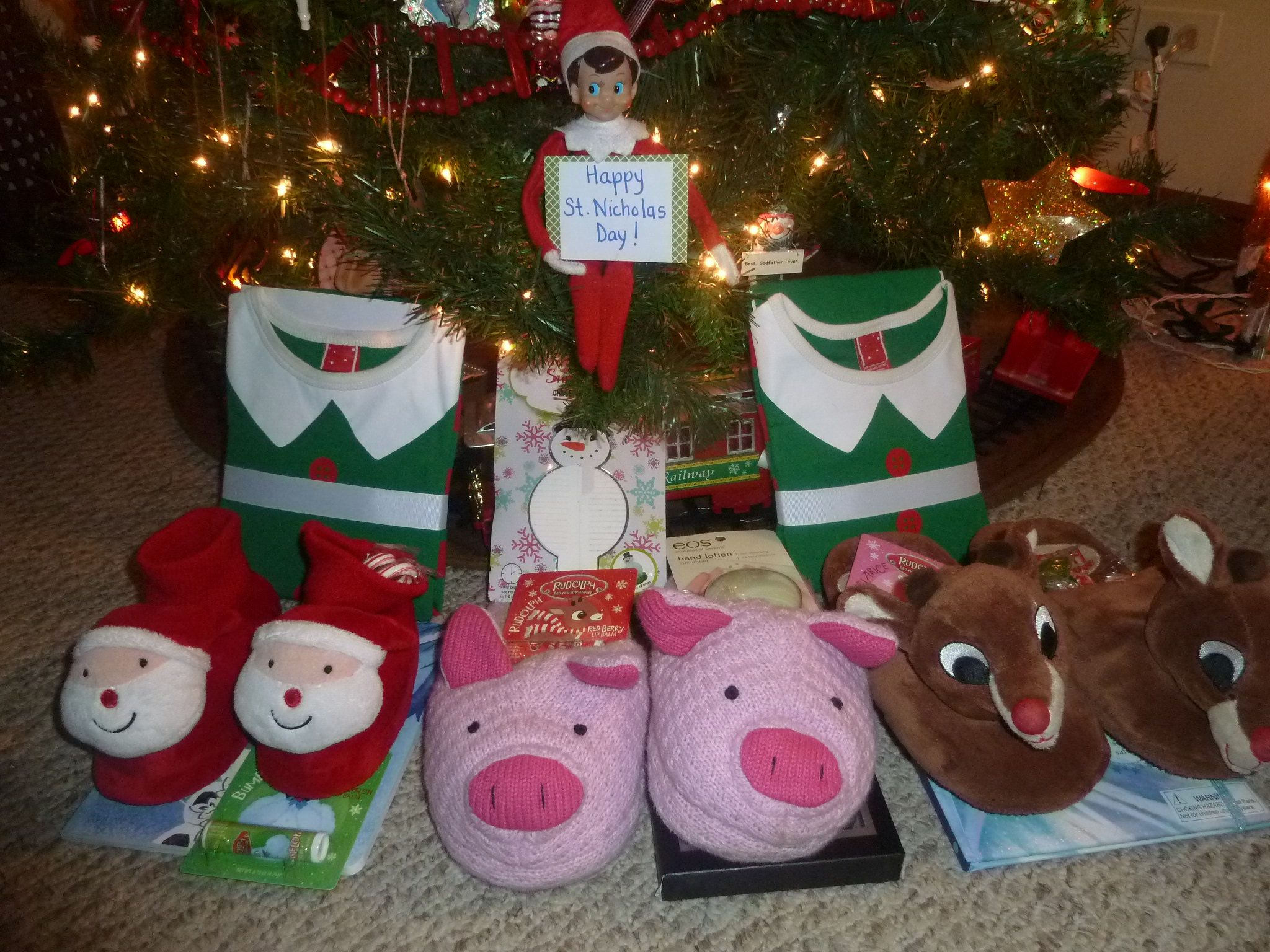 Day 6: Happy St. Nicholas Day