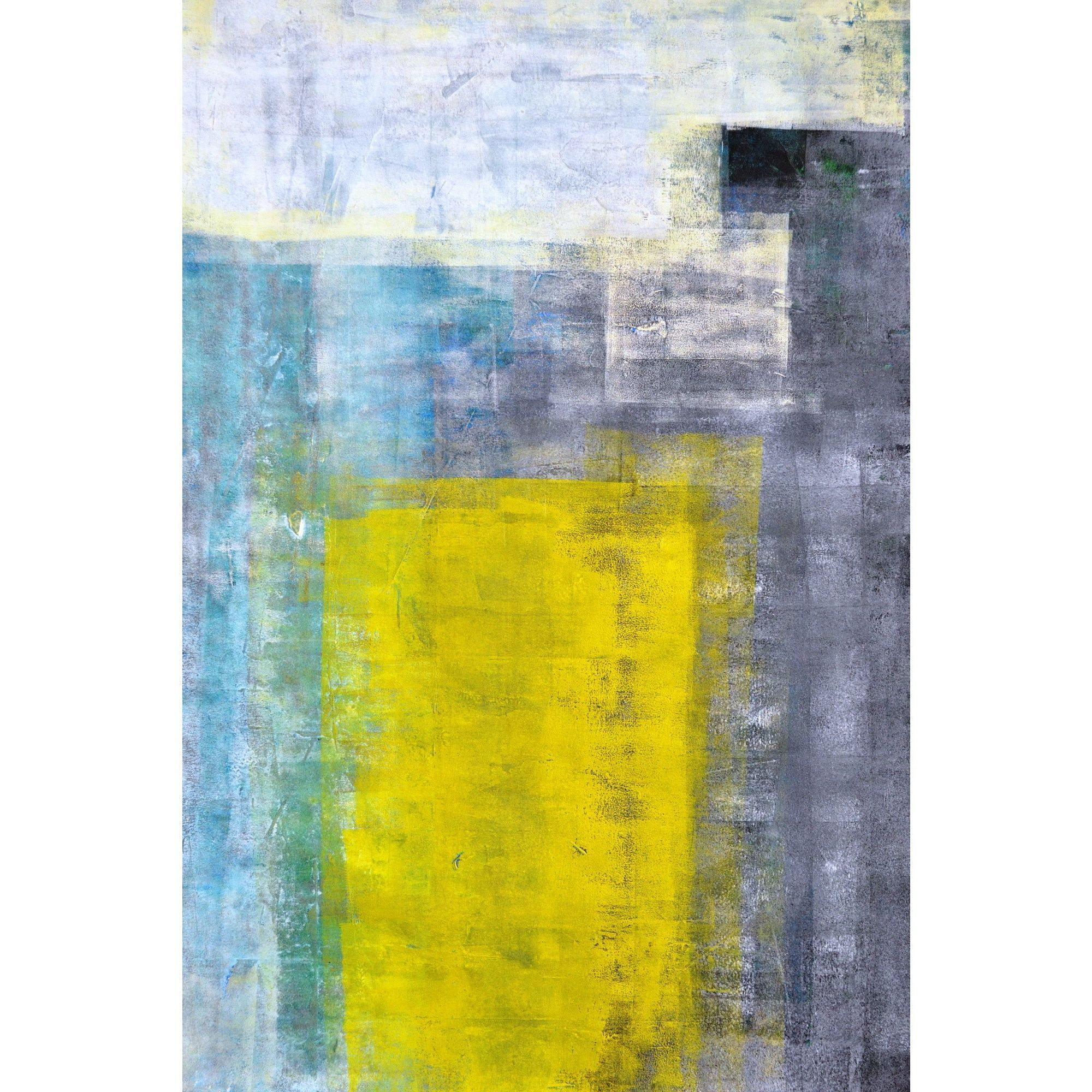 Omax Decor Rectangular Reticence Gallery Wrapped Print on Canvas ...