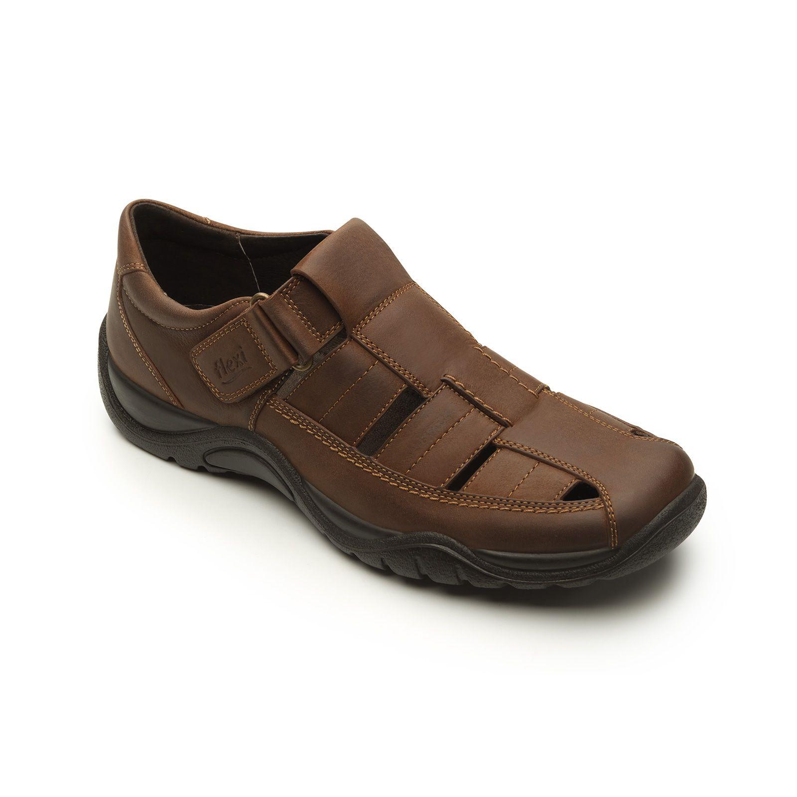 Coup De Pied Chaussures Plates Homme Dentelle Chaussures, Brun, Taille Eu 40