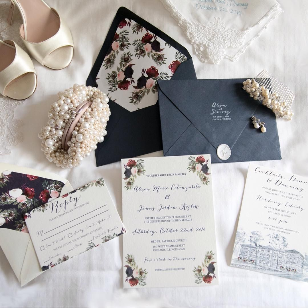 next day wedding invitations%0A Thanks to  georgestreetphoto for capturing this amazing shot of these   floral  letterpress wedding