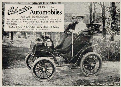 Columbia Electric Automobiles