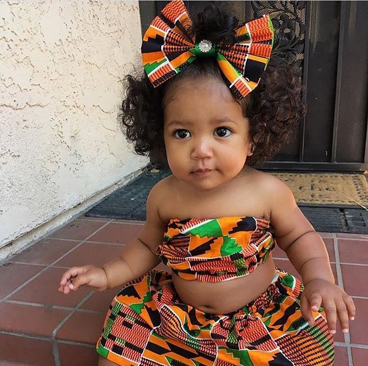 Honor Monroe • 9 Months • African American, Mexican ...