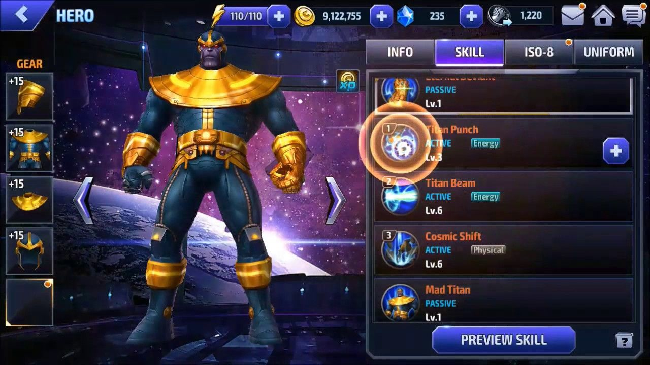 Marvel Future Fight Hack To Get Free Gold And Crystal Was
