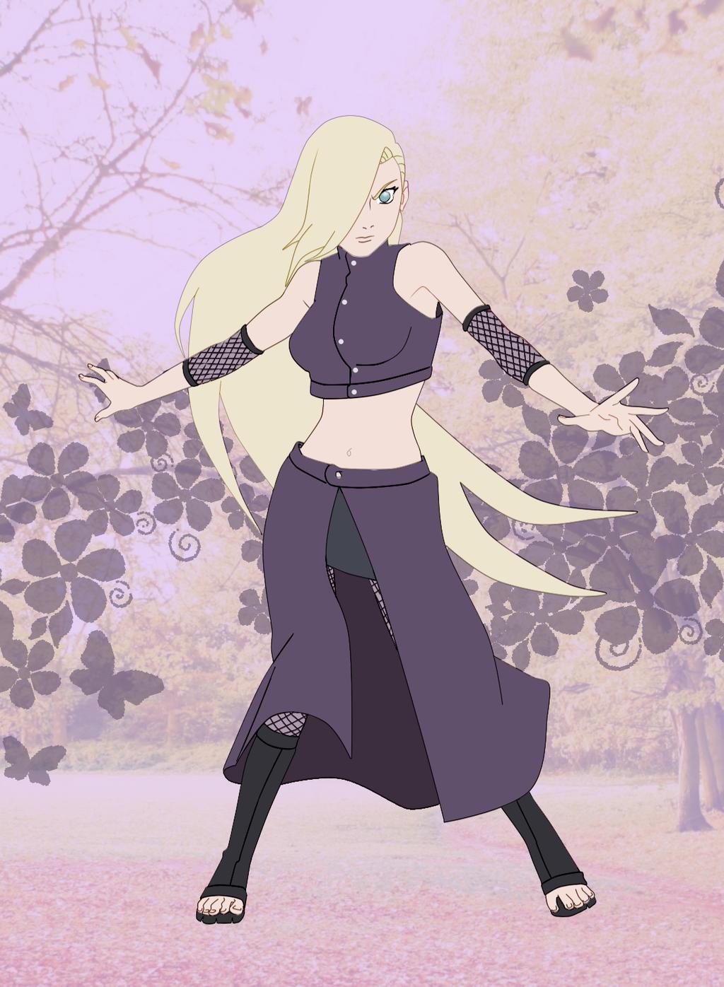 Ino Yamanaka - The Last: Naruto the Movie by douglaaz on ...