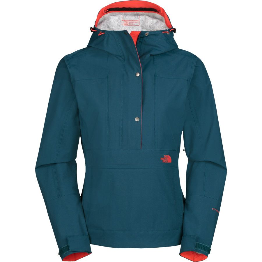 anoraks north face mujer