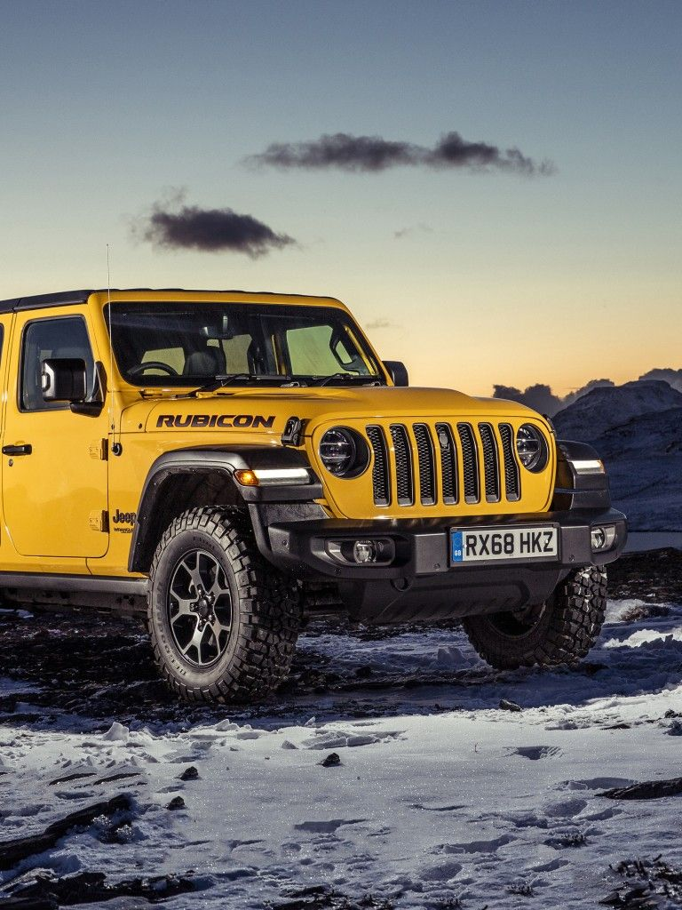 Wallpaper Jeep Wrangler Unlimited Rubicon 2019 4k Images Gallery