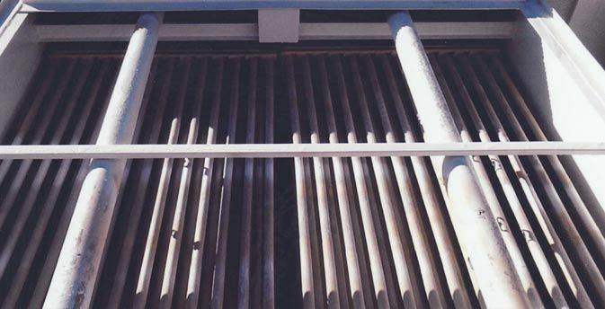 Phoenix Arizona Cooling Towers Cooling Tower Tower Fan Restoration