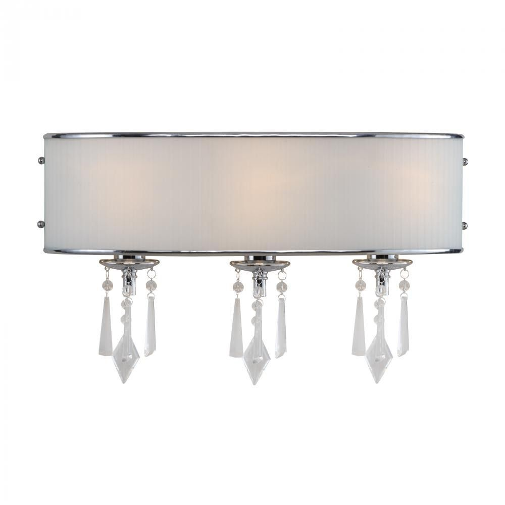 3 Light Vanity Sconce