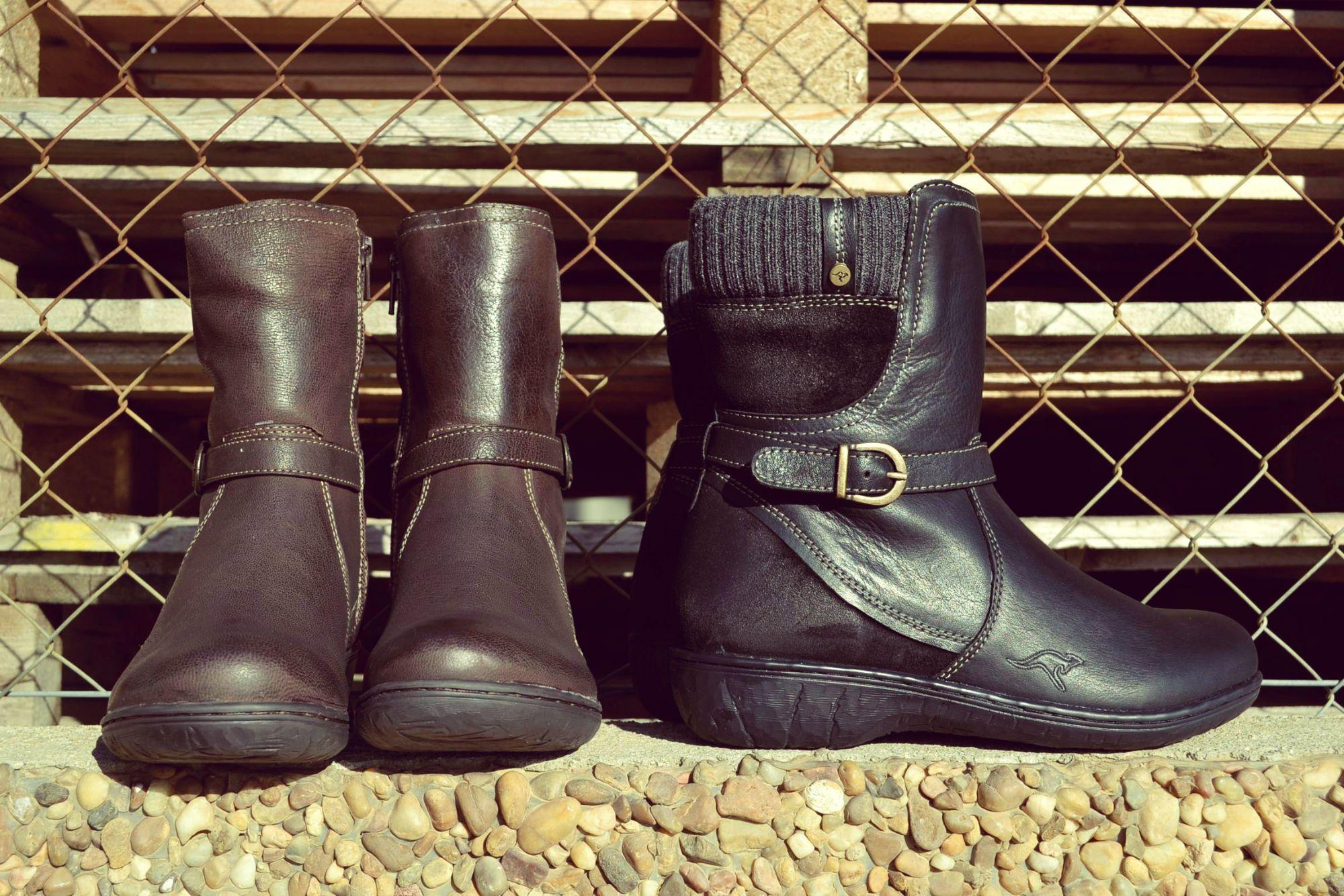 Prepárate para el frío nuevos con los nuevos frío botines galiano de KangaROOS 148c93