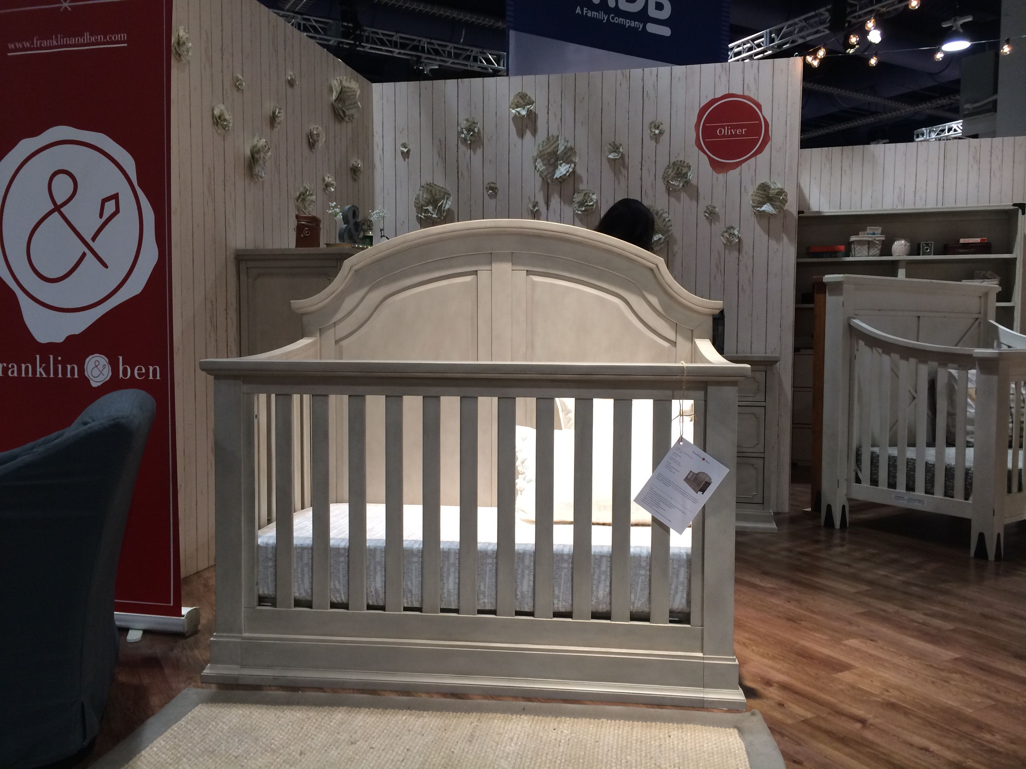 Crib for sale gatineau - Here S A Look At The Oliver Crib From Franklin Ben In The Abckidsexpo