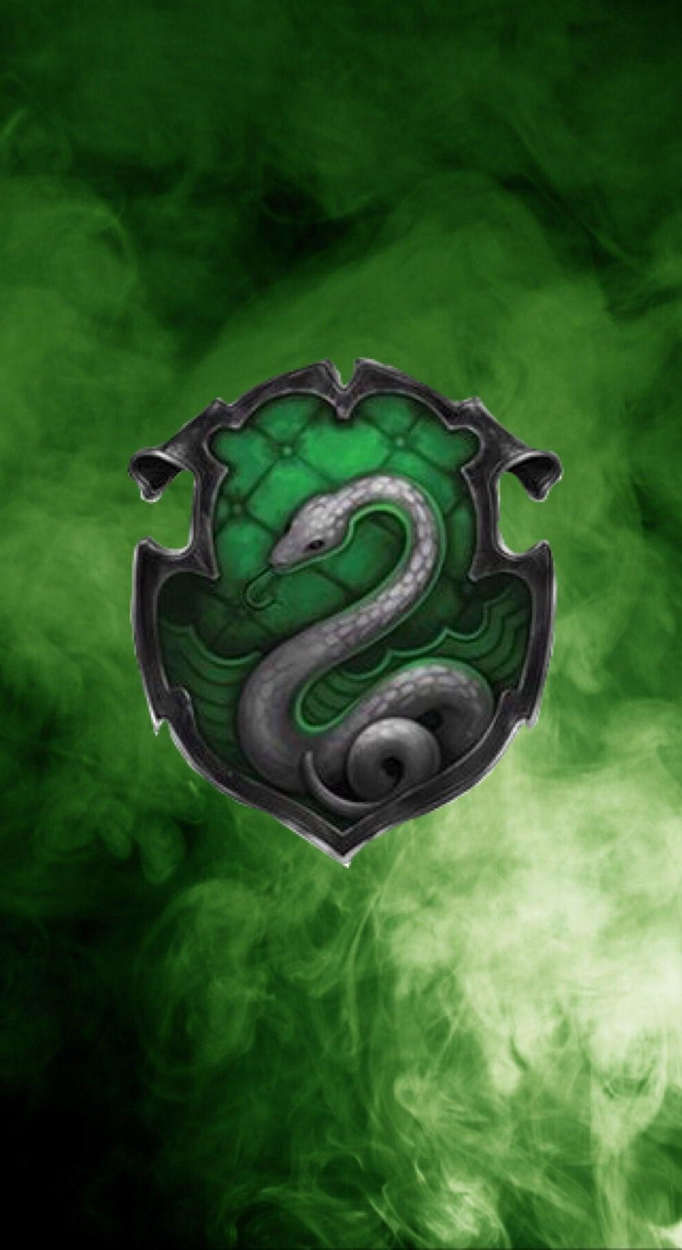 Slytherin (Harry Potter) phone wallpaper Slytherin