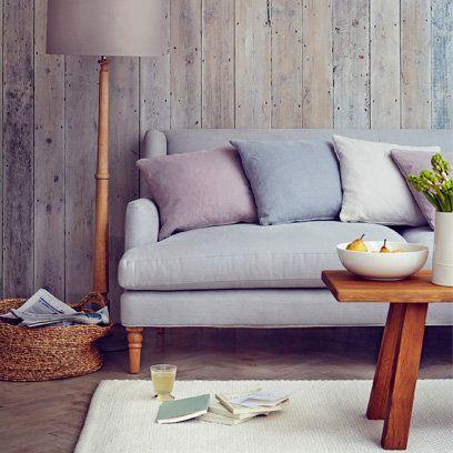 John Lewis Grey Sofa And Lamp Grey Living Rooms
