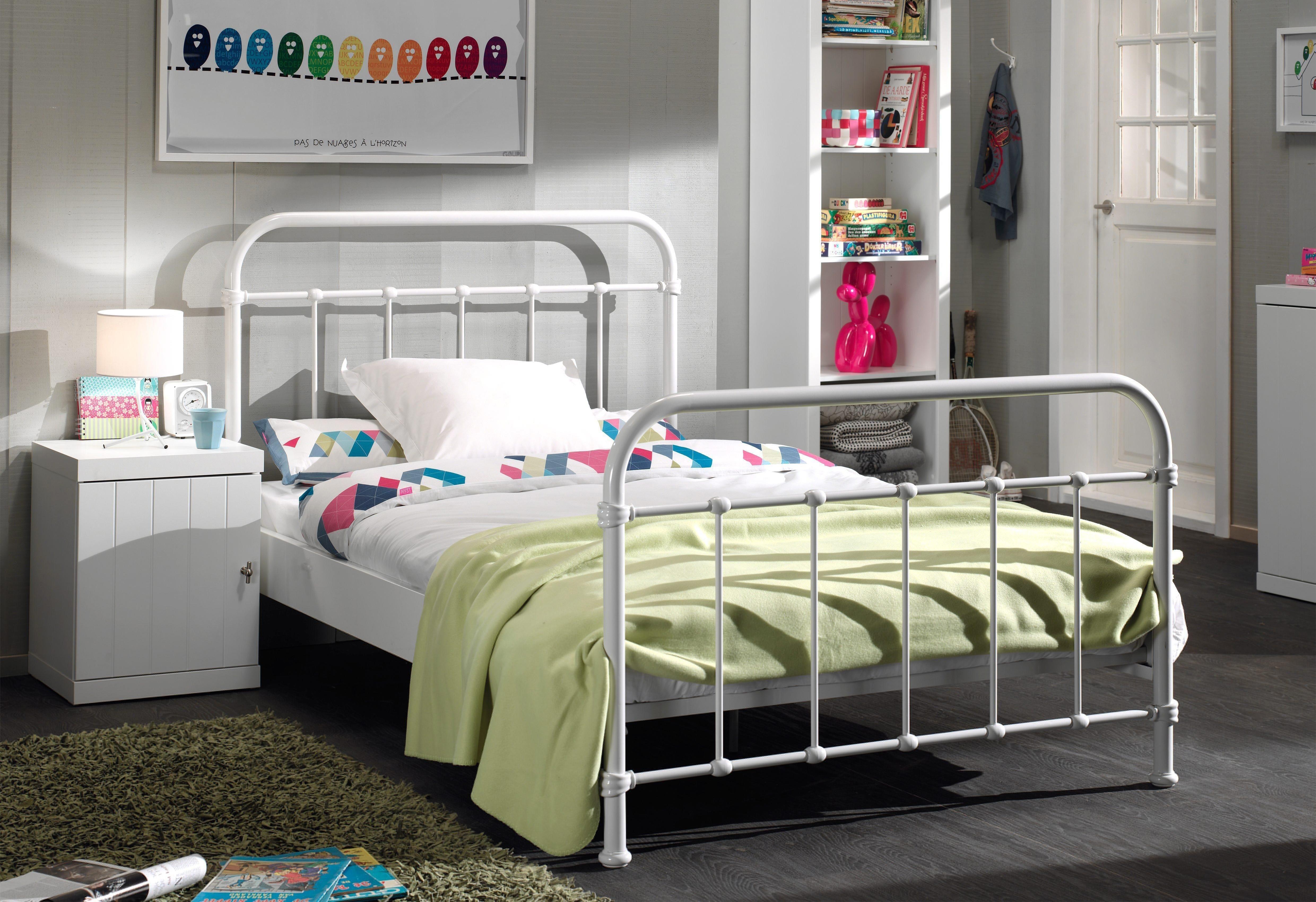 Vipack Metallbett Kinderbett Betten Für Kinder Und