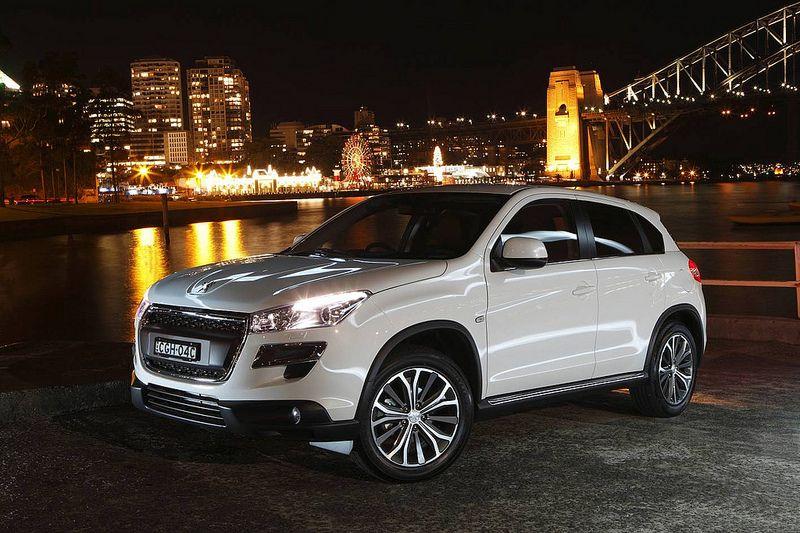 2012 Peugeot 4008  - First Drive - NRMA New Cars