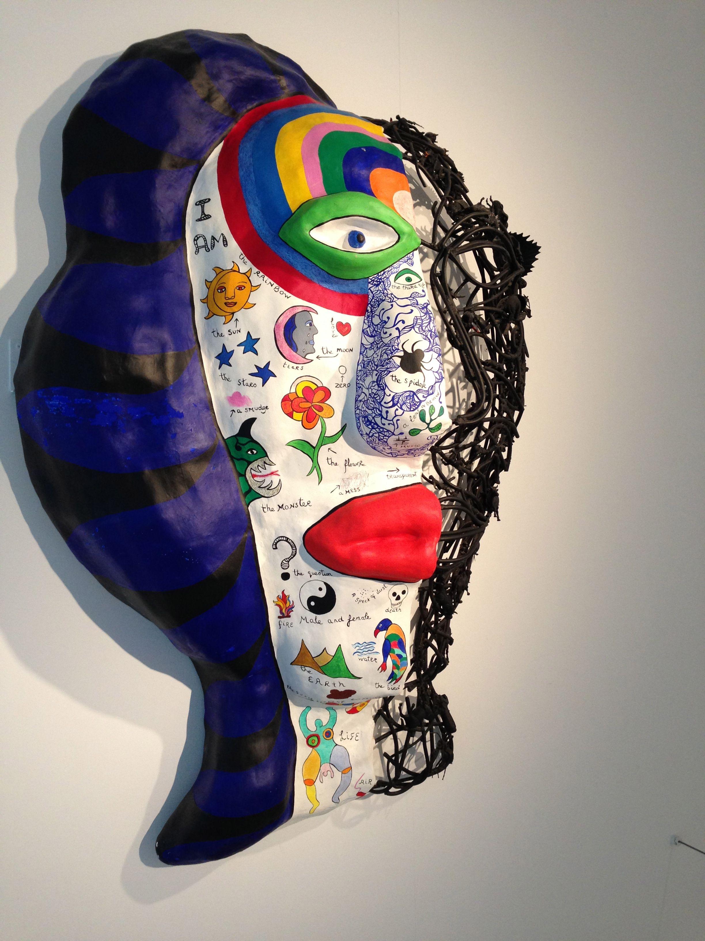 niki de saint phalle niki de saint phalle pinterest. Black Bedroom Furniture Sets. Home Design Ideas