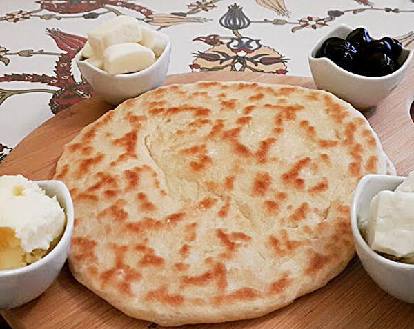 Türkische Bazlama Rezept - Türkische Rezepte