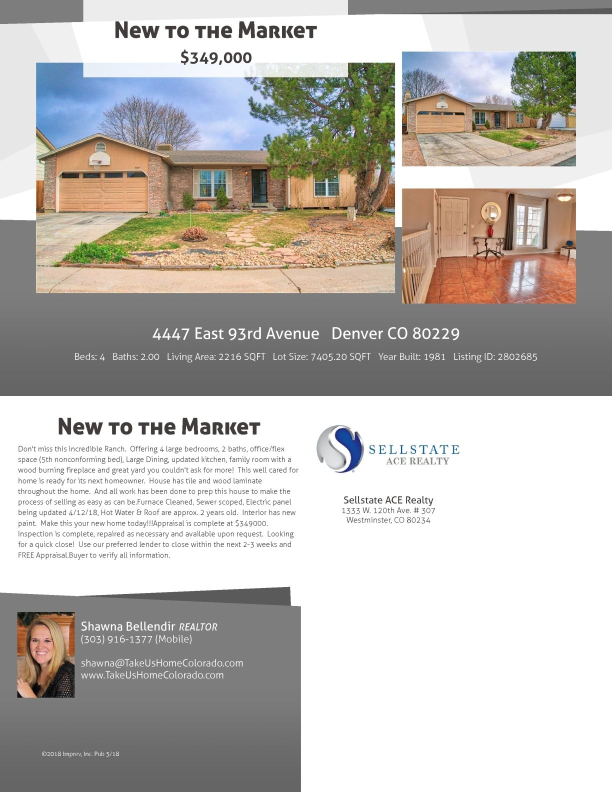 This House Is On The Market And Is Beautiful Colorado Homes Realty Real Estate Agent