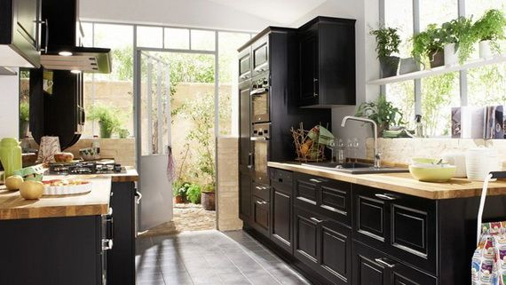 Modern Contemporary Kitchen Designs Nigeria Interior
