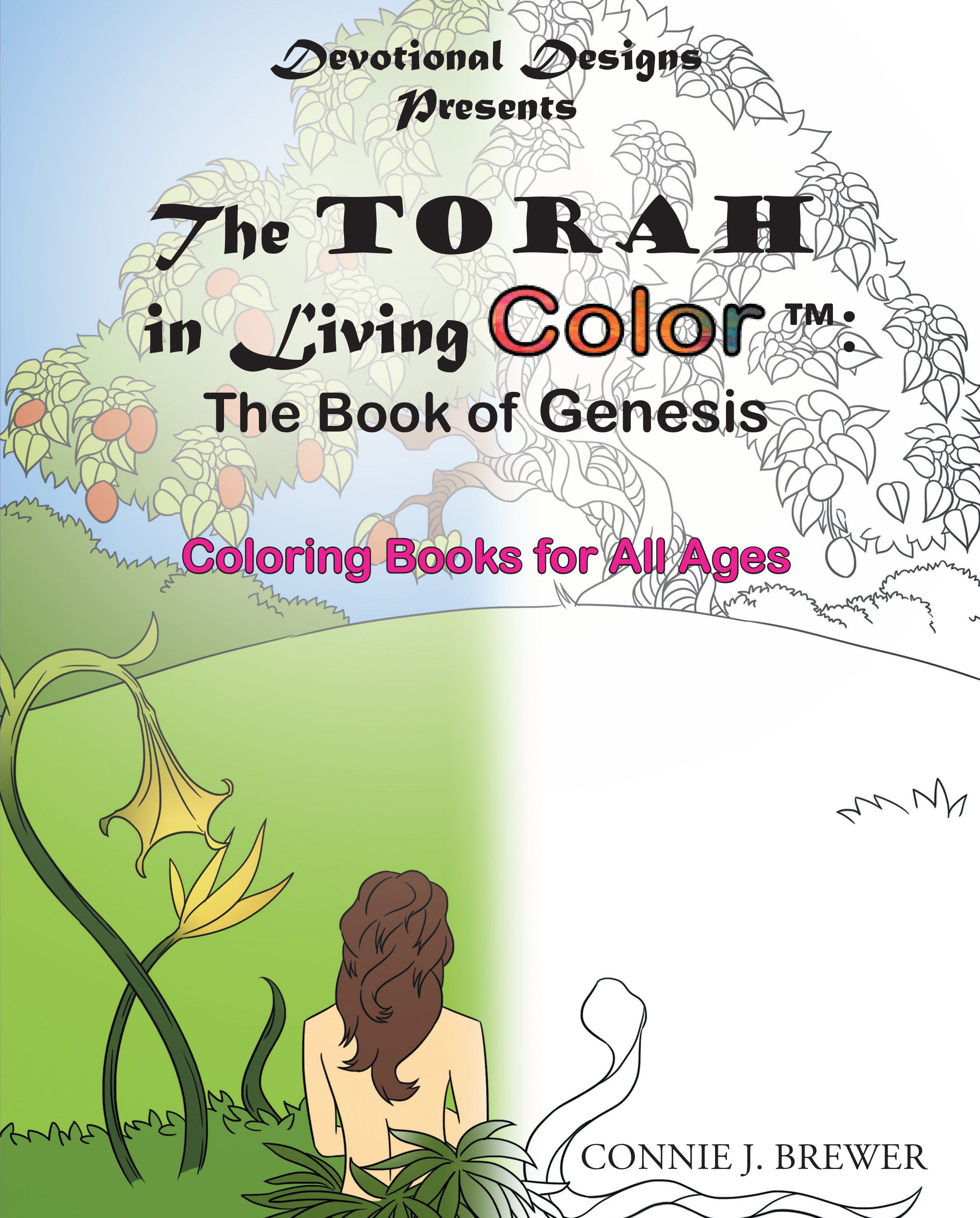 The Torah in Living Color: The Book of Genesis\