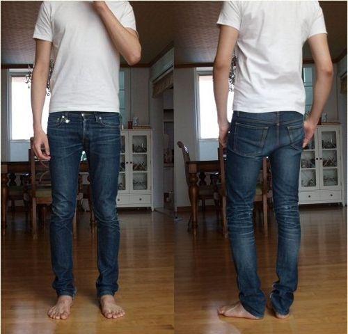 A.P.C. Petit Standard jeans  adecc2b326