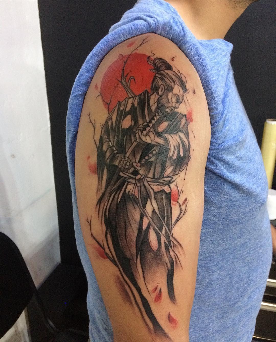 только согласитесь, фото татуировок с самураями парадно-выходная