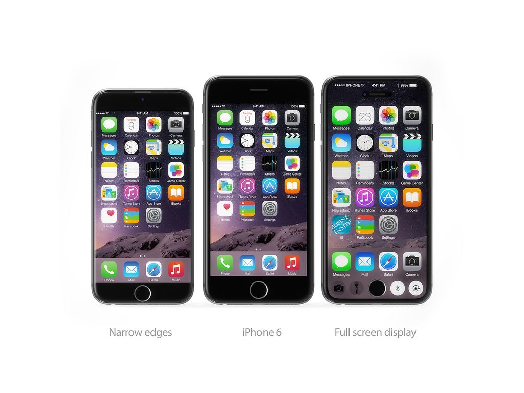 iphone 5 length iphone 7 screen display depicted comparison to 11007