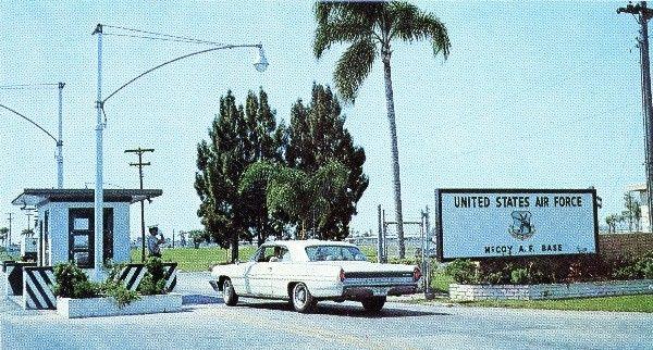 mccoy air force base orlando international airport orlando florida mccoy afb 1940 1975. Black Bedroom Furniture Sets. Home Design Ideas