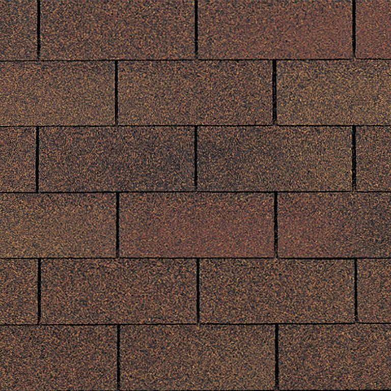 Owens Corning Supreme Autumn Brown Brown Roofs Roof Shingles Roll Roofing