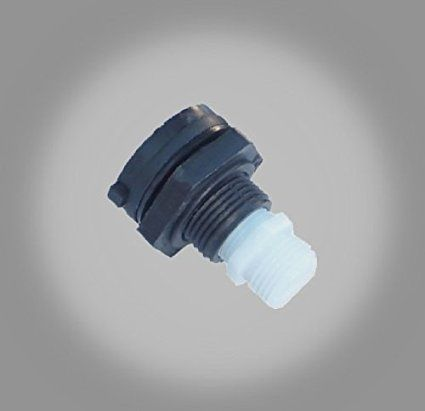 Garden Hose Adapter And 3 4 Bulkhead Connector Fitting Rain Barrel Lawn And Garden Fittings