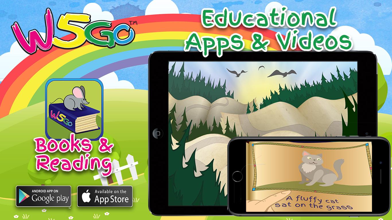 Books & Reading App for Children Educational books