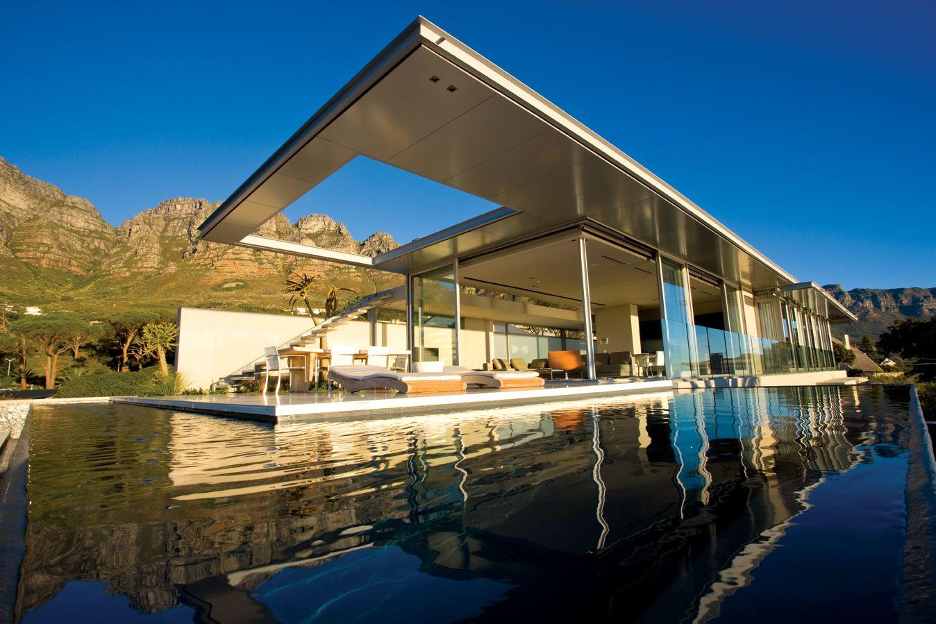 South Africa's Icon Villas. Luxury vacation rentals
