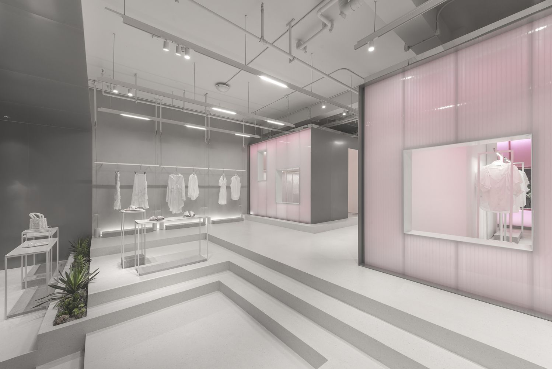 Gallery Of The Immersive Theatre Lukstudio Terrazzo Shop