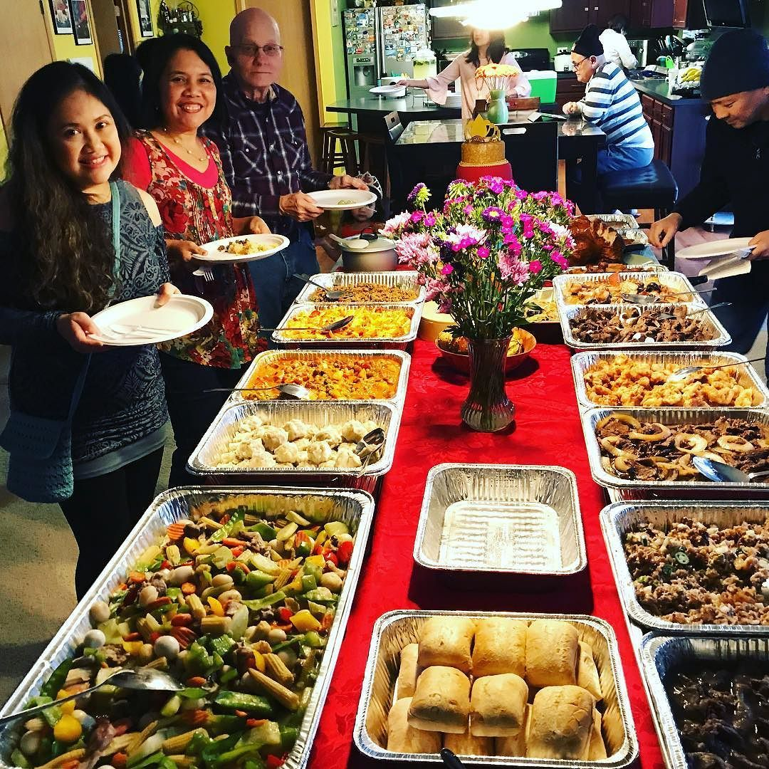 Its Just A Birthday Party. #Filipino Style The Best!