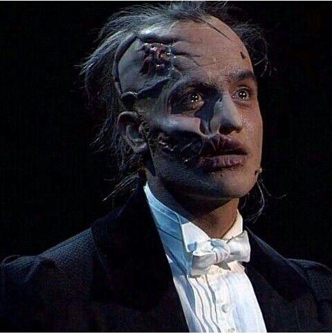 Ramin Karimloo Phantom Mask