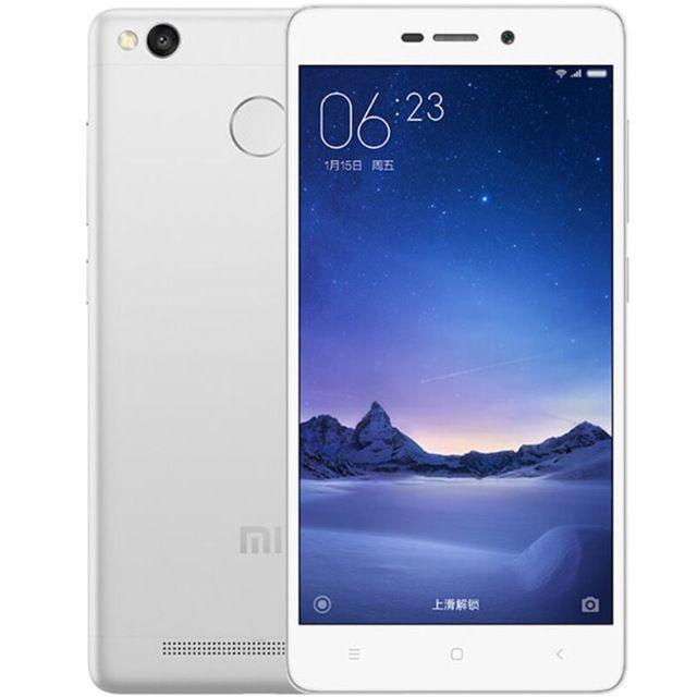 Xiaomi Redmi 3s Pro Prime 4g Fdd Smartphone 50 Inch Snapdragon 430