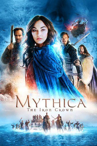 Mythica: The Iron Crown (2016) | http://www.getgrandmovies.top/movies/18963-mythica:-the-iron-crown | When a team of unlikely heroes hijacks a steam-powered battle wagon, a daring young wizard (Marek) steals the final piece of the all-powerful Darkspore and embarks on a desperate quest to deliver the cursed artifact to the gods for safe keeping