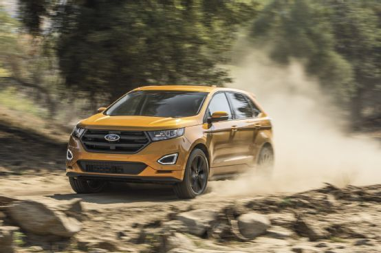 Ford Edge 2016 Motor Trend Suv Of The Year Contender