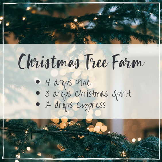 10 Essential Oil Blends To Diffuse This Holiday Season Twf Christmas Spirit Essential Oil Essential Oils Christmas Christmas Tree Essential Oil