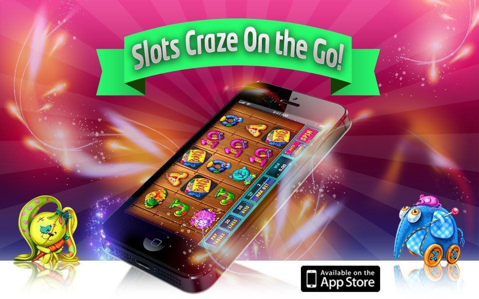 Get ready to win big in Slots Craze, now featuring Casper & Friends and Back to Oz slot games!   Play Now!